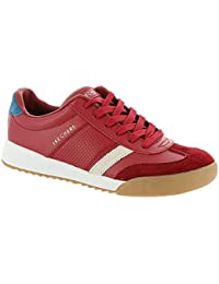 3e0b3a3d9c80f4 Suchergebnis auf Amazon.de für  Skechers - Rot   Sneaker   Damen ...