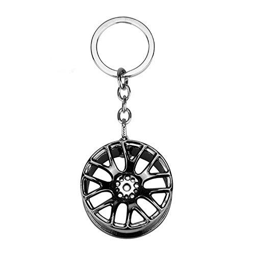 Alloy keychain