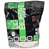 Burst billes 0.20gr blanches - burst - sac de 5000