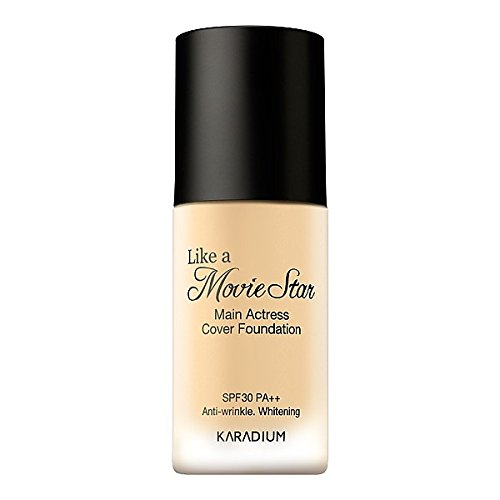 KARADIUM Like a Movie Star Cover Foundation No. 23 Medium Beige