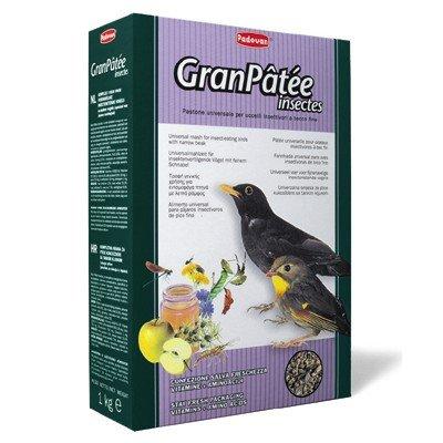 Padovan Padovan NEW GranPatèe Insectes 1 kg - Mangime - Nettare