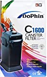 Best Canister Filters - Dophin External Cannister Filter C-1600 Review