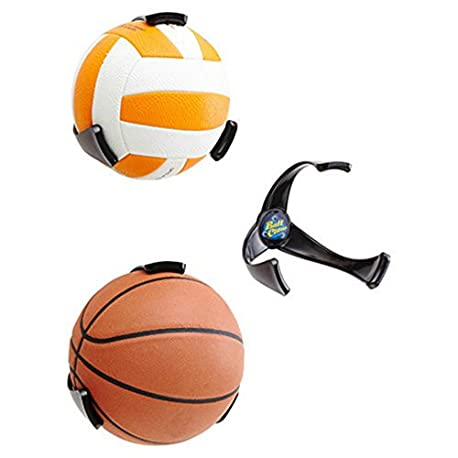 ZIME Space Saver basket ball Soccer Ball Claw Sports Support mural pour boule Basketball Bracket
