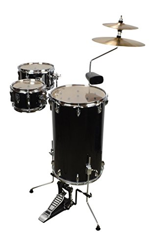 Cocktail Drum Kit By Bryce - 5 piece - Black