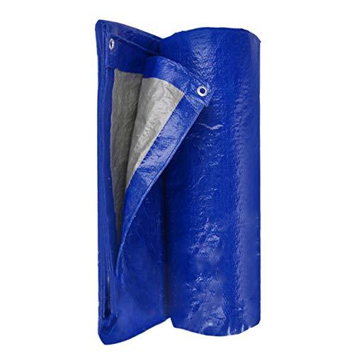 Preisvergleich Produktbild Wasserdichte Plane Faltbare Leinwand Ground Sheet Abdeckungen Schuppen Tuch,  90 G / M² (größe : 4x6m)