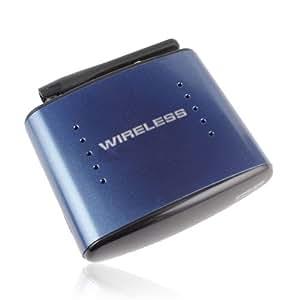 Ebest - 2.4Ghz/5.8Ghz sans fil A / V Transmetteur Récepteur Vidéo Audio Partager AV / TV PAL / NTSC