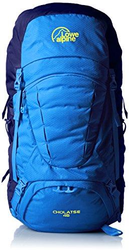 Lowe Alpine Trekking Rucksack Cholatse 45 giro blue print (Herren Alpine Rucksack)