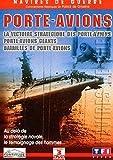 Coffret Navires de guerre 3 DVD : Porte-Avions géants / La Victoire stratégique des Porte-Avions / Batailles de Porte-Avions