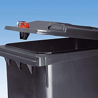 Konstruktiv Ssi Schäfer Kunststoff-großmüllbehälter Nach Din En 840 Volumen 1100 L,