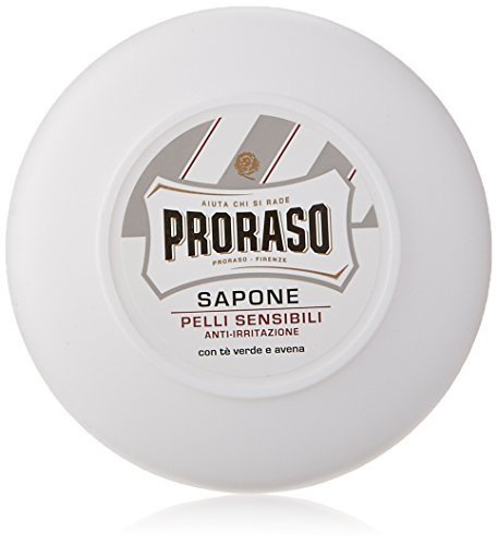 Proraso White Shaving Soap - 150 ml