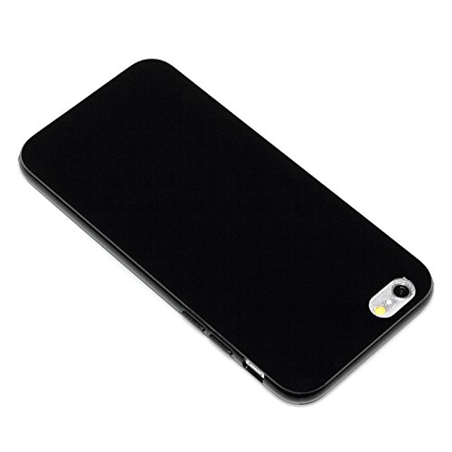 """deinPhone Étui pour iPhone 6(4,7"""") noir"""