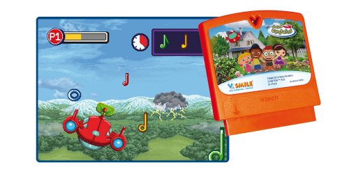 Imagen principal de VTech 80-084164 - V.Smile Motion Aprender juego Little Einsteins [importado de Alemania]