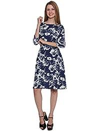 Panit Floral Print Dress