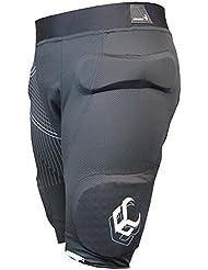Demon Flexforce Pro shorts crashpants black woman-XS