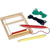 Pure Toys Telar de madera para niños