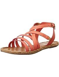 Lavie Women's 7330 Gladiator Fashion Espadrille Flats