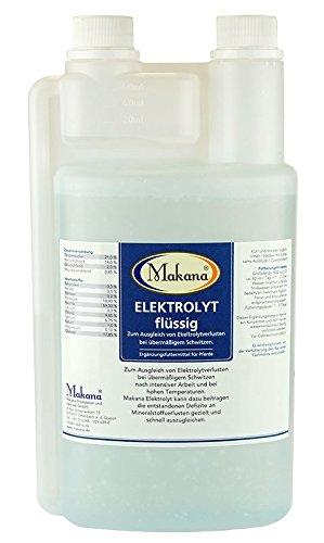 Makana Elektrolyt (flüssig), 1000 ml Dosierflasche (1 x 1 l)