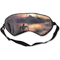 Fantasy Lake Horse Sunset Sleep Eyes Masks - Comfortable Sleeping Mask Eye Cover For Travelling Night Noon Nap... preisvergleich bei billige-tabletten.eu