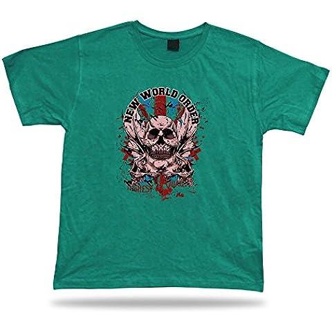 Tshirt Tee Shirt regalo di compleanno Idea Mai Sospensione Dominazione Cat Tiger Mountain
