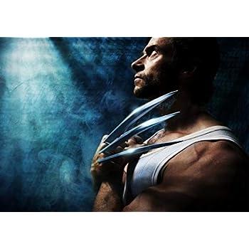 WOLVERINE Movie PHOTO Print POSTER Textless Film Art Hugh Jackman X-Men Logan 04