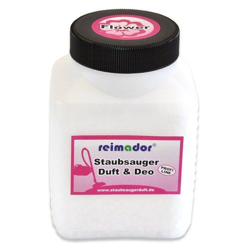 Staubsaugerduft Flower mit Geruchskiller und Blumenduft 500 ml Sparpack für 20 Anwendungen
