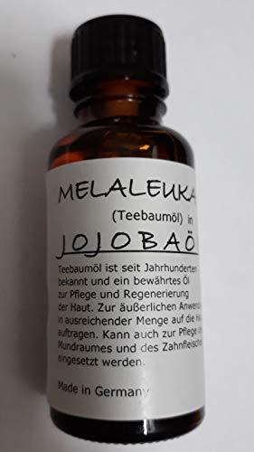 Melaleuka (Teebaumöl) in Jojobaöl