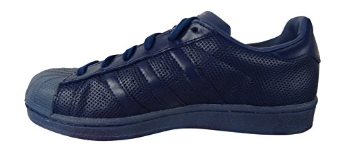 adidas originaux superstar baskets pour hommes S31641 Baskets DKBLUE/DKBLUE/DKBLUE BB4267