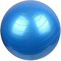 Top Sky Yoga Ball with Pump - EM-9316, Blue
