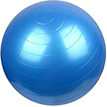 Top Sky Yoga Ball with Pump - EM-9316, Blue​