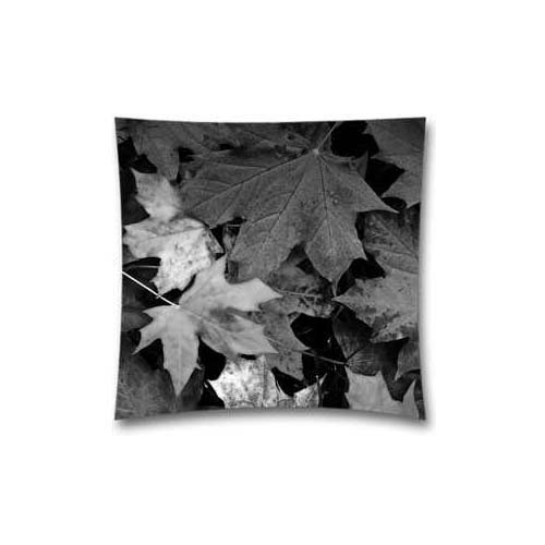 Autumn Leaves Fell Throw Pillow Case Sham