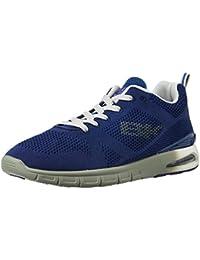 British Knights Sneaker Energy B-Knit B36-3602 Navy Red Blau Unisexo Zapatillas Azul, Tamaño:45