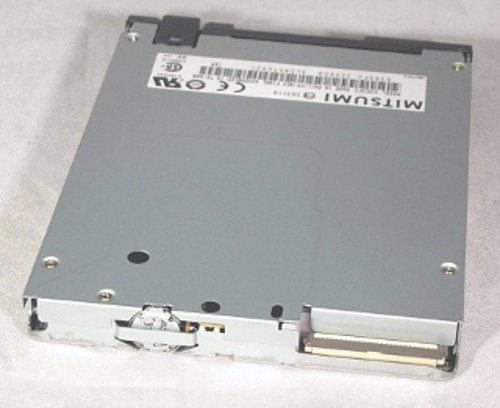 Mitsumi D353F3 Slim Line SlimLine Floppy Diskettenlaufwerk schwarz ca. 12mm hoch - 2