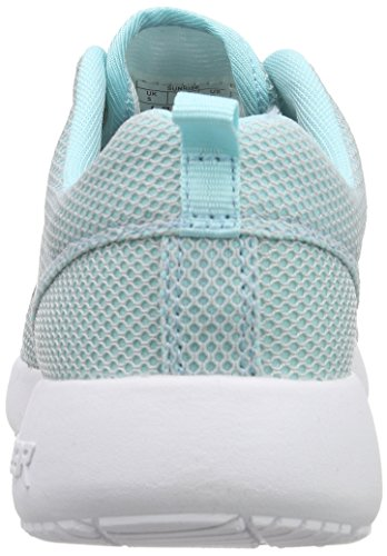 L.A. Gear Sunrise, Sneakers basses femme Blau (Lt Blue-LT Grey 02)