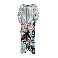 ShotOf Kadın Kimonolar San Fruttuoso çok Renkli p33), Tek Ebat (Üretici ölçüsü: FREE SIZE)