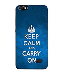 PrintVisa Designer Back Case Cover for Huawei Honor 4C :: Huawei G Play Mini (Dance Attention)