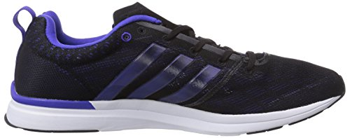 Adidas Performance Adizero Feather 4, Chaussures de Running Homme Noir (core Black/night Flash S15/ftwr White)