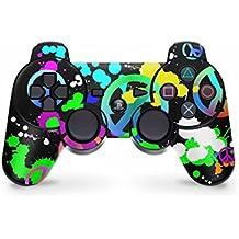 Sony Playstation 3 Controller Skin - Design Schutzfolie Sticker Aufkleber Set Styling für PS3 Controller Verschiedene Motive