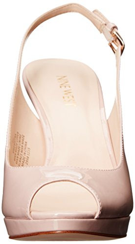 Nine West Emilyna Pompe Robe synthétique Light Natural