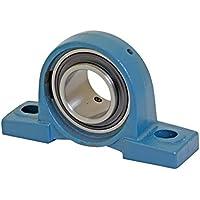 Hauptabmessungen nach internationaler Norm /Ø 25 mm Stehlager UCPH205