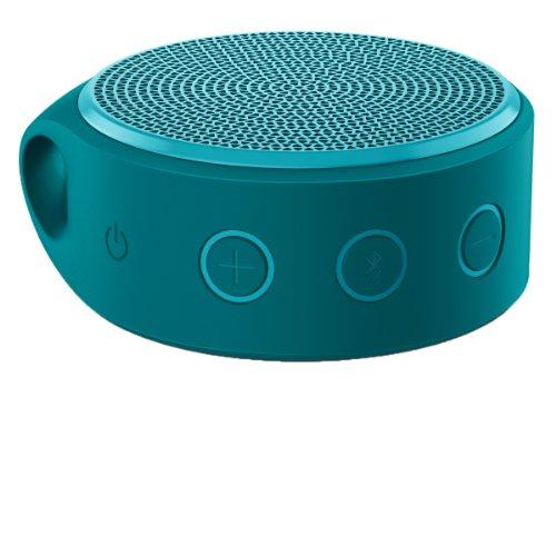 Logitech X100 Mobile Lautsprecher (Bluetooth, micro-USB Ladekabel) grün - 5
