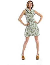 Zergatik Vestido Mujer CREAM_SS17