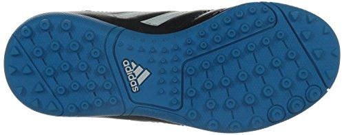 adidas Goletto V Tf, Scarpe da Calcio Unisex – Bambini Nero (Schwarz (Core Black/Ftwr White/Solar Blue2 S14))