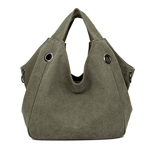 ecokakitm-casual-canvas-shoulder-large-capacity-casual-hobo-style-tote-bag-handbag-travel-bag-army-g