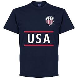 Retake USA Team T-Shirt - Navy - L