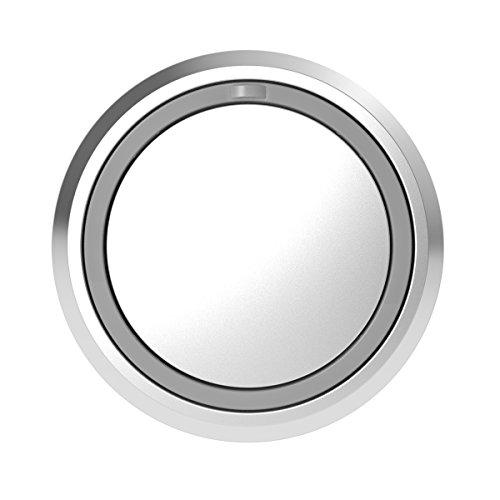 Honeywell Batterie (Honeywell Funk-Klingeltaster mit LED-Funktionsanzeige, rund –  Grau DCP711G)