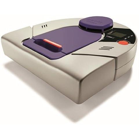 Neato XV25 - Aspirador robot inteligente para mascotas y alergias ,sistema láser 360º, 2 cepillos, color