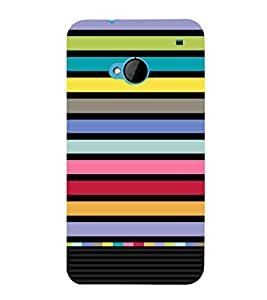 PrintVisa Designer Back Case Cover for HTC M7 :: HTC One M7 (Painitings Watch Cute Fashion Laptop Bluetooth )