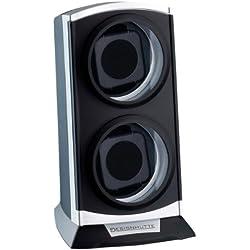 Design House Watch Winder Primus Aluminium/Black 70005/62
