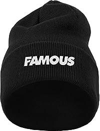 0ed5c9de426 Famous Stars And Straps Famous Men s Beanie Black One Size