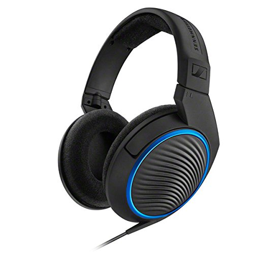 Sennheiser HD451 Over-Ear Headphones (Blue)